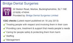 CQC-Report-on-Bridge-Dental-Marlow-new3-250