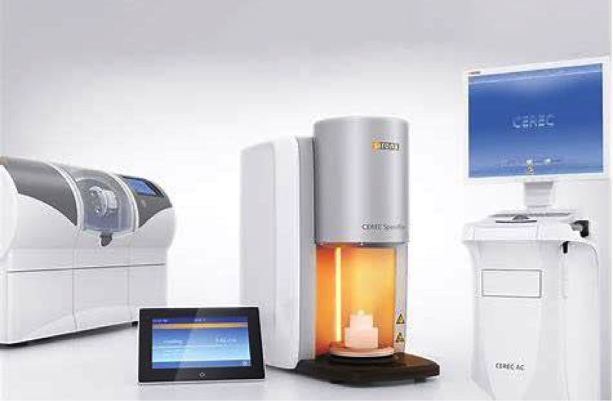 We now colour match, scan, design, mill, fire and fit your dental prosthesis all in a single visit, using our new state-of-the art technology including CEREC.