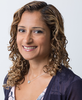 Dr Zahra Sheriteh, Consultant Orthodontist at Bridge Dental Marlow SL7 call 01628 474044