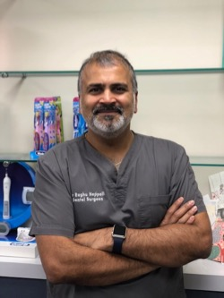 Dr Raghu Neppalli Principal Dentist at Bridge Dental Marlow SL7 call 01628 474044