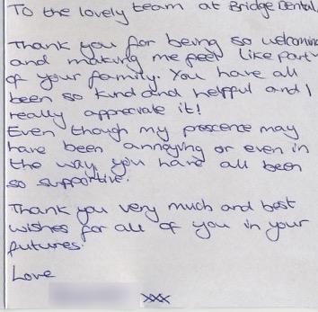 Testimonial-for-Bridge-Dental-Surgeries-Marlow-E