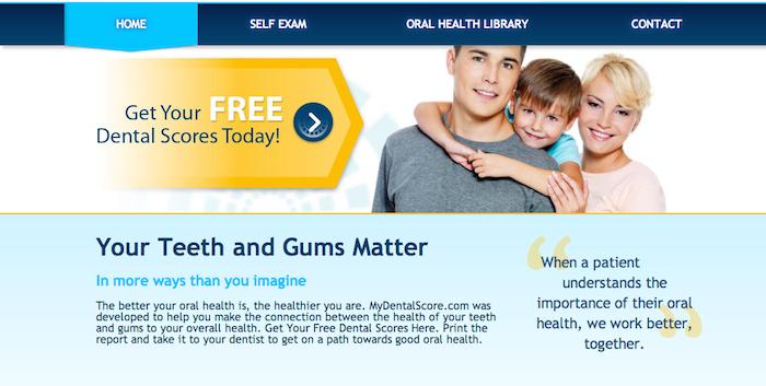 Fun_Dental_Oral_Hygiene_Online_Self_Test_from_BridgeDentalMarlow
