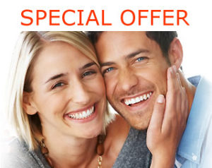 Our Best Special Offer - Teeth Whitening By Your Dentist - The Safest Method