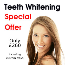 New Teeth Whitening Offer at Bridge Dental Marlow